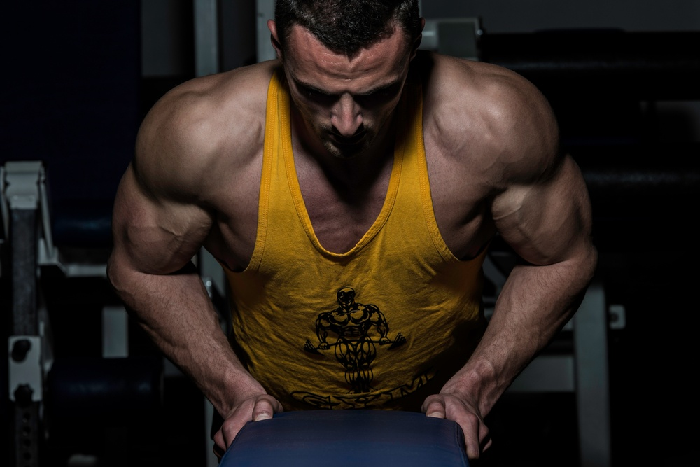 Why You Can't Bench Press More Weight